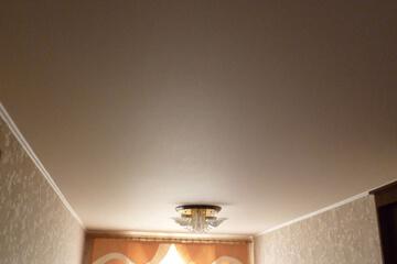 Матовые натяжные потолки